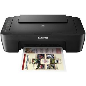 IMPRIMANTE CANON Imprimante multifonction WIFI A4 3-en-1 PIXM