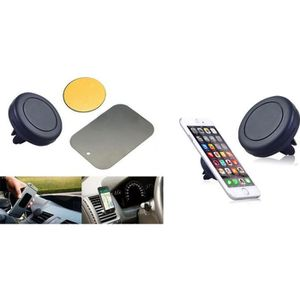 FIXATION - SUPPORT Support Téléphone GPS Universel - Voiture Aimant M