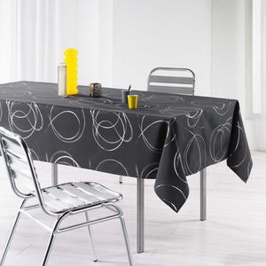 Nappe toile ciree rectangle achat vente nappe toile ciree rectangle pas cher cdiscount - Nappe anti tache pas cher ...