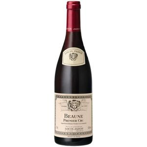 VIN ROUGE Beaune 1er Cru rouge Louis Jadot 2014 Bouteille (7