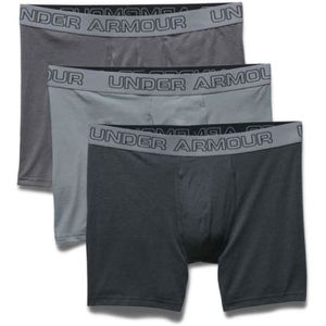 BOXER THERMIQUE Under Armour Charged Cotton Stretch 6in Boxerjock
