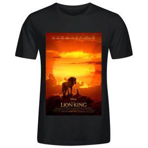 Nouveau The Mountain Grosse tête Lion Rugissant T Shirt