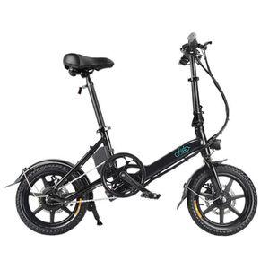 VÉLO ASSISTANCE ÉLEC Vélo pliant électrique bicyclette de 7.8Ah Afficha
