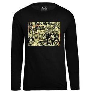 T-Shirt Homme Motorhead Tri-Skull T