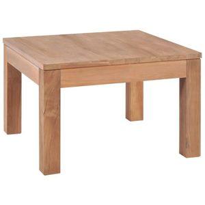TABLE BASSE TABLE BASSE Table à thé-Contemporain salon-Bois de