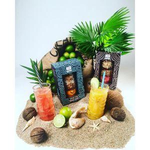 Punch-Cocktail préparé Mélange Pour Maï Taï Tiki - Quai Sud