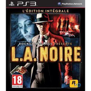 JEU PS3 L.A. Noire The Complete Edition (Portugaus Import)