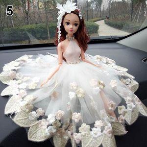 POUPÉE 30 cm Princesse bébé poupée avec dentelle de maria