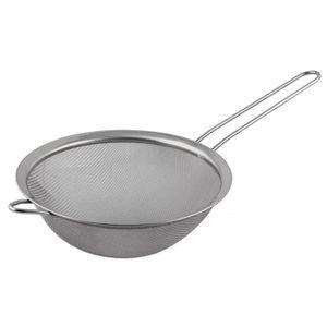 LOUCHE  Accueil Ustensiles cuisine farine ronde métal lait