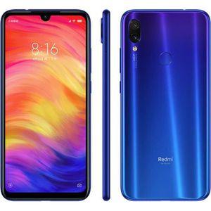 SMARTPHONE Xiaomi Redmi Note 7 4Go 64Go Bleu Smartphone 4G av
