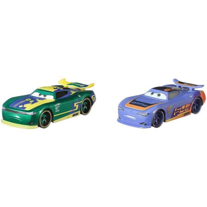 Macchinine Disney Cars Eric Braker & Barry DePedal 2 Pz GKB76