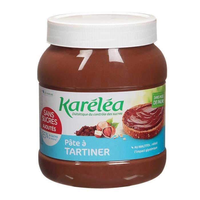 LEA NATURE Karéléa Pâte à Tartiner Noisette Cacao - 750 g
