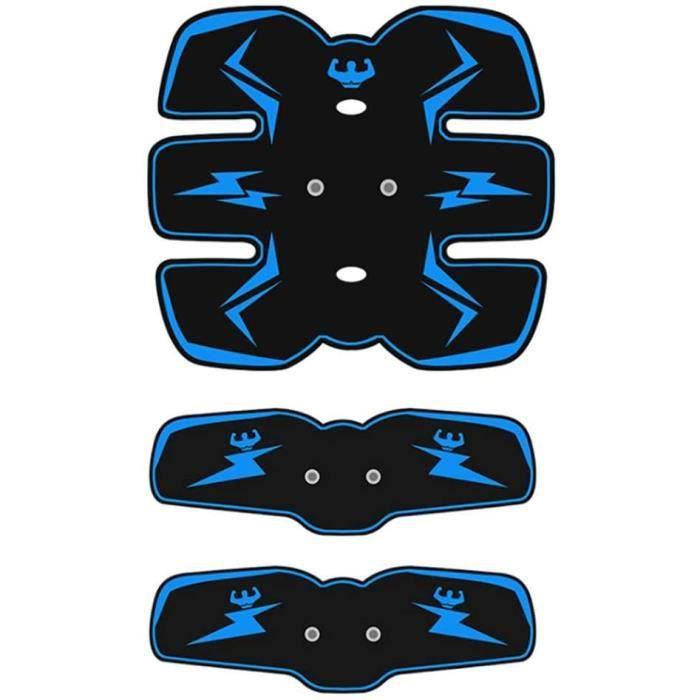 Better Angel HM EMS Trainer Ceinture Abdominale Homme Musculation Abdominaux Femme USB, Appareil Abdominal Electrique, EMS Masseur A