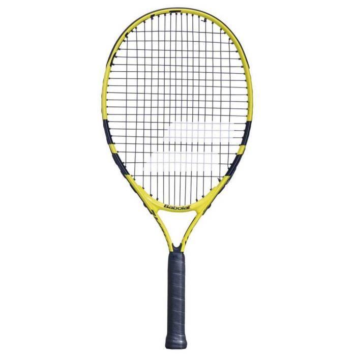 BABOLAT Raquette de tennis Nadal 23 - Enfant - Noir