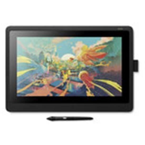 WACOM Cintiq 16 - Tablette graphique + ACK-20003 5 pointes stylet feutre