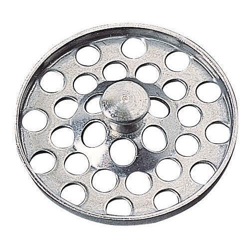 WIRQUIN Grille plate à poignée SP9239 - Ø 47 mm - Évier (Lot de 3)