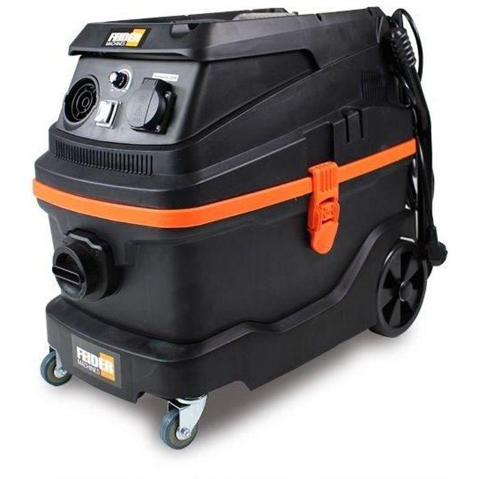 FEIDER Aspirateur eau et poussière 1600W 30L 18 Kpa FAP1630