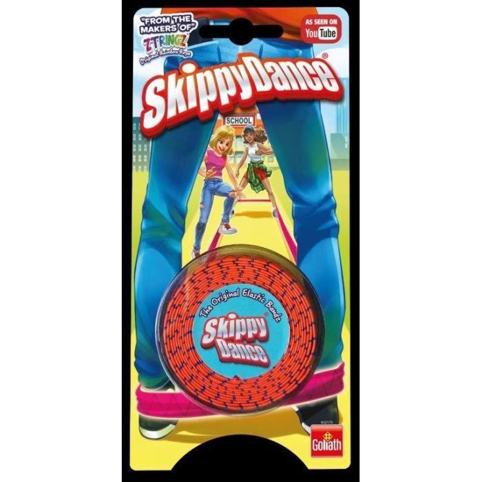 Skippy Dance - élastique aux couleurs flashy - Modèle aléatoire