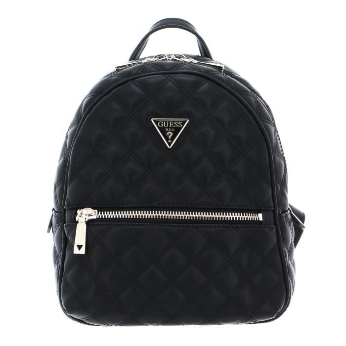 GUESS Cessily Backpack S Black [106296]