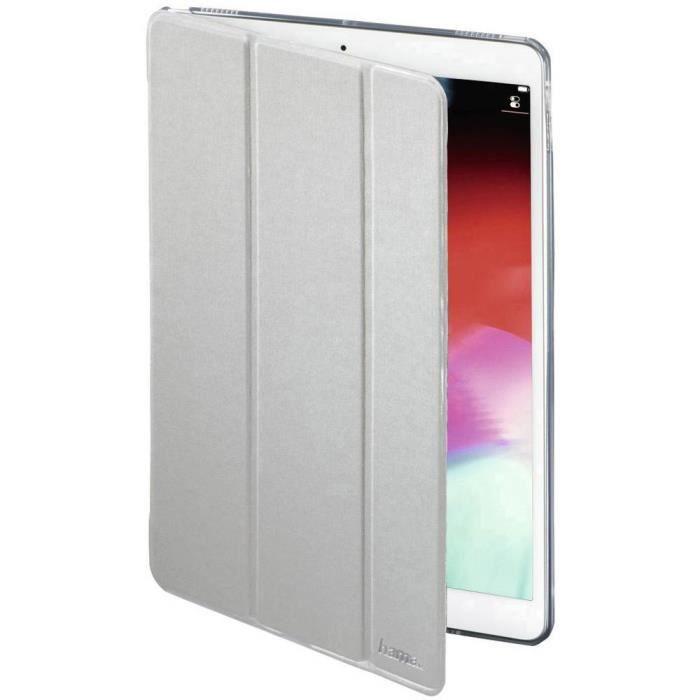 Etui / coque pour iPad Hama Fold Clear 188412 argent 1 pc(s) - HOUSSE - ETUI - CHAUSSETTE