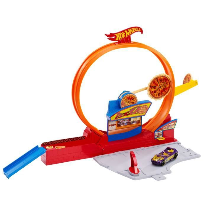 Hot Wheels Speedy Pizza Playset 2CWQEY