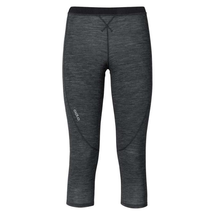 Sous vêtements techniques pantalons Odlo Pants 3/4 Revolution Tw Warm