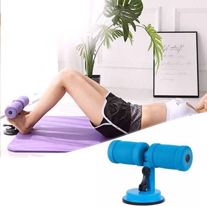 Sit-Up Aids Abdominal abdos Équipement de fitness - bleu
