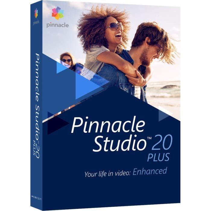 PINNACLE Studio 20 Plus 10487