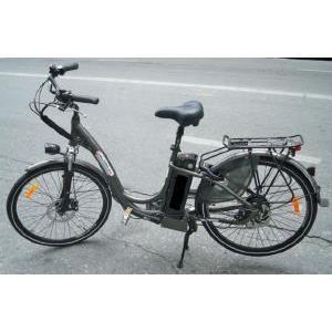 VÉLO ASSISTANCE ÉLEC Vélo électrique Hilltecks city HC-36V plus - co…