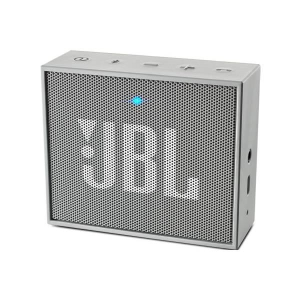 jbl go enceinte bluetooth portable gris enceinte nomade avis et prix pas cher cdiscount. Black Bedroom Furniture Sets. Home Design Ideas