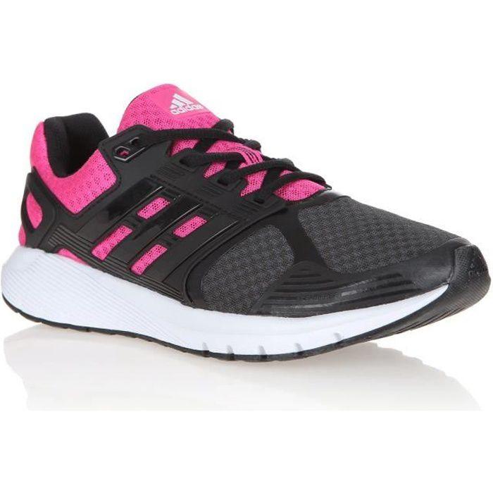 ADIDAS Baskets de running Duramo 8 Femme Noir