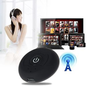 MODULATEUR - MODEM Multi-point Sans Fil Audio Bluetooth Transmetteur