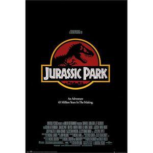 AFFICHE - POSTER Jurassic Park Maxi Poster 61x91.5cm