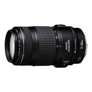 OBJECTIF Canon EF Téléobjectif zoom 70 mm 300 mm f-4.0-5.6