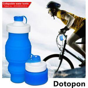 PIÈCE POUR FAIT-MAISON  Dotopon (bleu 2 pièces) New silicone sport Portabl