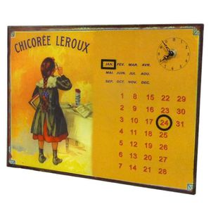 Calendrier perpetuel mural achat vente calendrier for Calendrier mural pas cher
