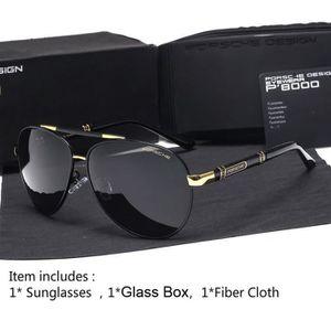 LUNETTES DE SOLEIL Glexal New haut de gamme polarisé lunettes de sole