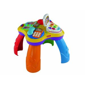 Table d activite fisher price achat vente jeux et jouets pas chers - Table de jeux fisher price ...