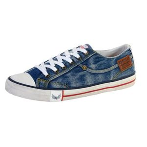 BASKET Basket Kaporal Icario Junior Bleu Denim