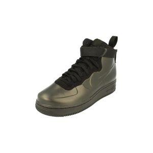 BASKET Nike Air Force 1 Foamposite Cup Hommes Hi Top Trai