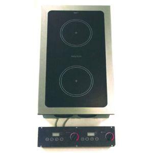 PLAQUE INDUCTION Plaque à induction encastrable double foyer - L450