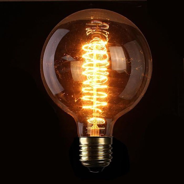 E27 60W 220V Ampoule Vintage Retro Industrial Style Edison 220V