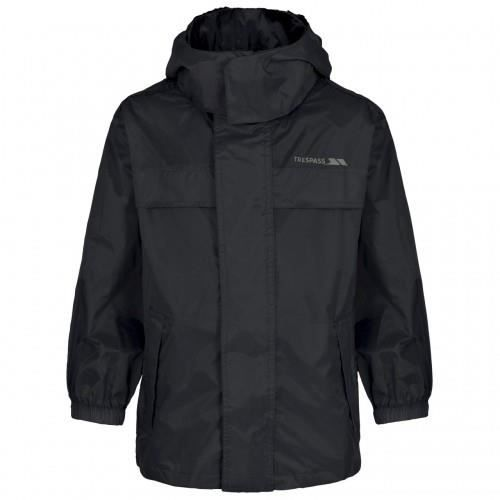 Trespass Packa - Veste imperméable repliable - ...