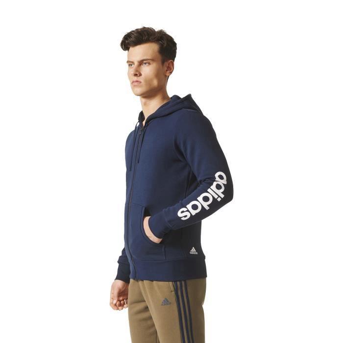 Veste à capuche adidas Essentials