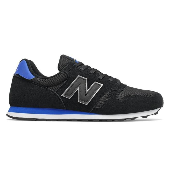 NEW BALANCE Baskets Noir/Bleu Mixte