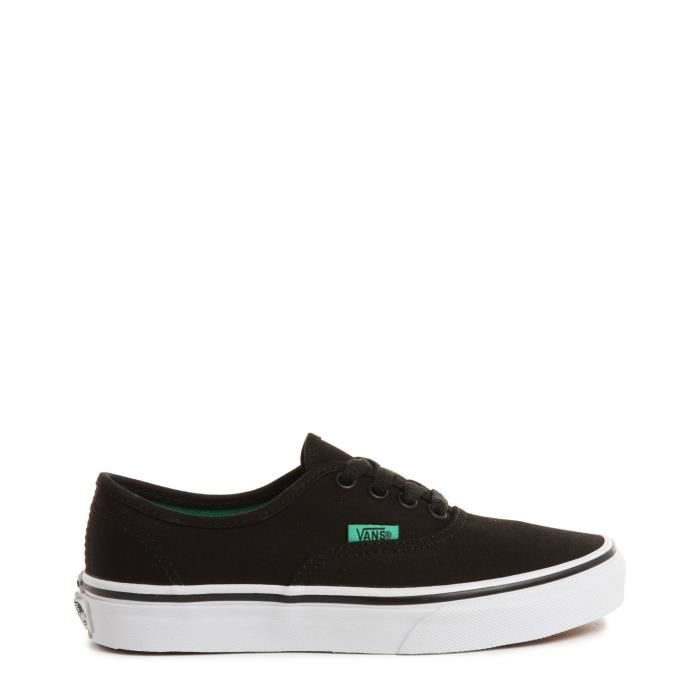 Basket VANS_Fashion - Mode K AUTHENTIC (SPORT POP) BLK_enfant