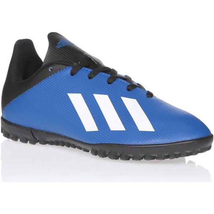 ADIDAS Chaussures de football X 19.4 TF - Enfant - Bleu