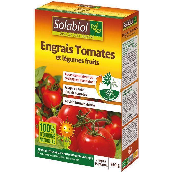 SOLABIOL Engrais tomates - 750 g