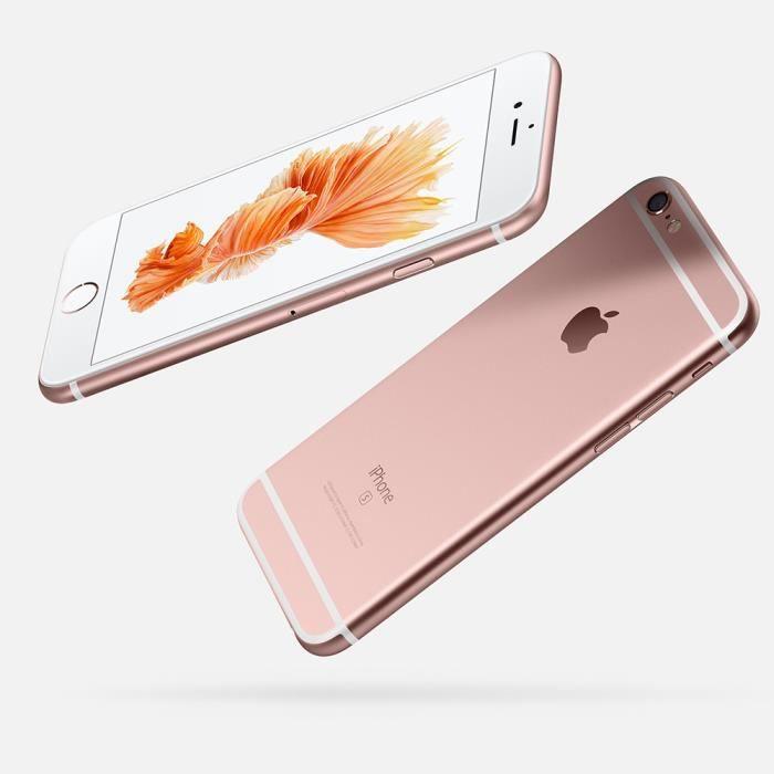 SMARTPHONE iPhone 6s 64 Go smartphone débloqué Rose