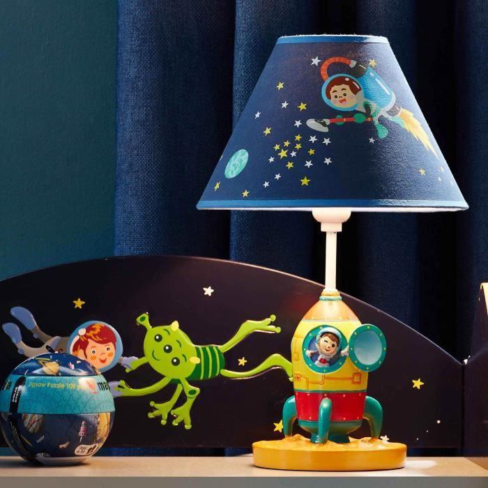 Lampe de chevet chambre enfant
